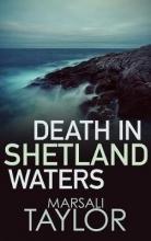 Taylor, Marsali Death in Shetland Waters