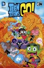 Fisch, Sholly Teen Titans Go! 1
