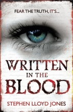 Lloyd Jones, Stephen Written in the Blood