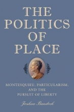 Bandoch, Joshua The Politics of Place