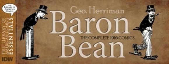 Herriman, George The Library of American Comics Essentials 1