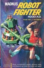 Manning, Russ Magnus, Robot Fighter 4000 A.D., Volume 3
