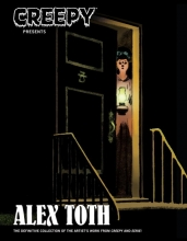 Toth, Alex Creepy Presents Alex Toth