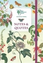 Michael O`Mara Books The Royal Horticultural Society Notes & Quotes