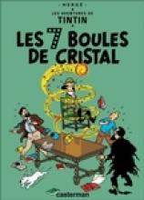 Herge Les Aventures de Tintin 13. Les 7 Boules de Cristal