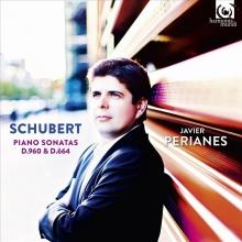 javier Perianes, Cd schubert piano sonatas - perianes