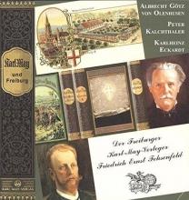Götz von Olenhusen, Albrecht Karl May und Freiburg