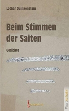 Quinkenstein, Lothar Beim Stimmen der Saiten