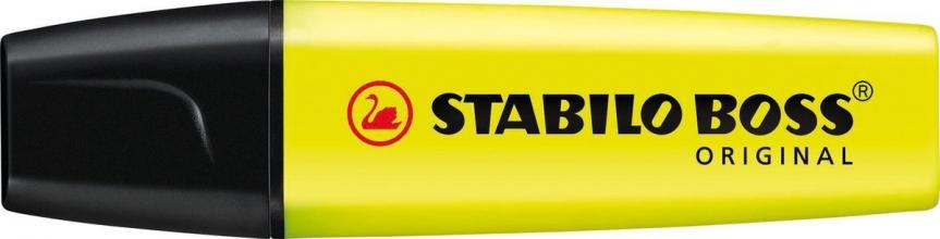 , Markeerstift STABILO Boss Original 70/24 geel