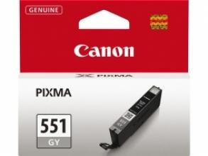 , INKCARTRIDGE CANON CLI-551 GRIJS
