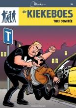 Merho De Kiekeboes Taxi comitee