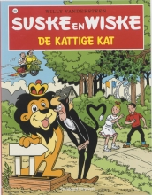 Vandersteen, Willy De kattige kat