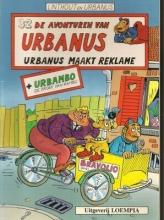Urbanus Urbanus maakt reklame