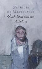 Patricia de Martelaere Nachtboek van een slapeloze (POD)