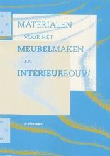 A. Naaijkens , Materialen voor het meubelmaken en interieurbouw
