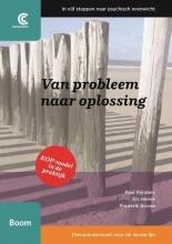 Frederik Boone Paul Rijnders  Els Heene, Van probleem naar oplossing Therapeutenboek