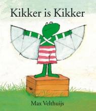 Max  Velthuijs KIKKER IS KIKKER MINI EDITIE
