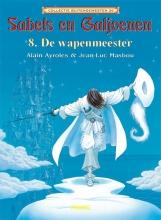Masbou,,Jean-luc/ Ayroles,,Alain Sabels en Galjoenen 08