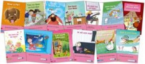 , Pakket leesboeken kim-versie kern 8 (13 titels)