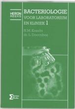 L. Doornbos N.M. Knecht, Bacteriologie voor laboratorium en kliniek 1