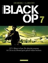 Labiano,,Hugues/ Desberg,,Stephen Black Op 07