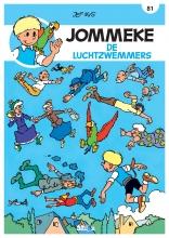 Nys Jef, Jommeke 081