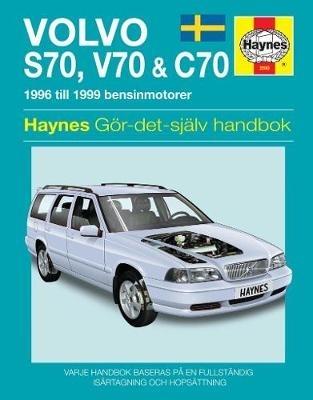 Haynes Publishing,Volvo S70, V70 & C70