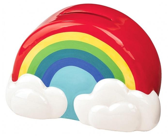,Moses spaarpot regenboog