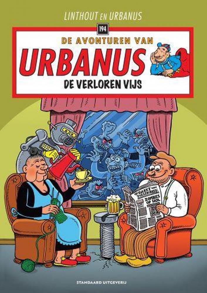 Urbanus,De verloren vijs