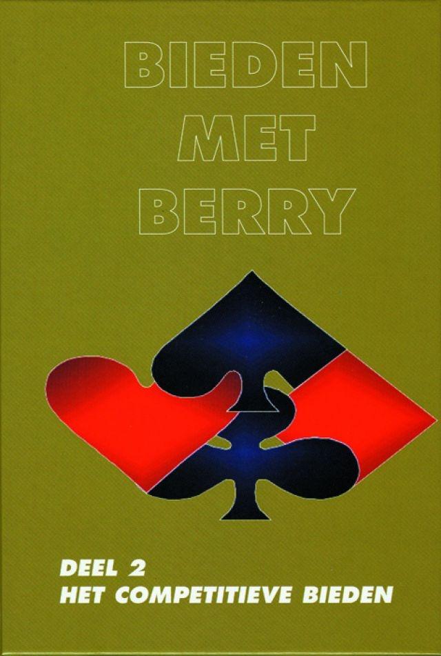 Westra,Bieden met berry 2 competitieve bieden