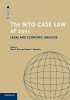 , The WTO Case Law of 2011