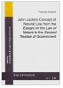 Quabeck, Franziska, John Locke`s Concept of Natural Law from the