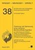 Frechen, Franz-Bernd, Erprobung und Optimierung eines einfachen Membranfiltrationsger?tes zur Aufbereitung von trinkbarem Wasser aus Oberfl?chengew?ssern f?r kleine Personengruppen in Notsituationen ohne Fremdenergie (3. Phase) mit dem Ziel der Serienreife