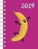 ,<b>Agenda 2019 a6 spiraal liefs</b>