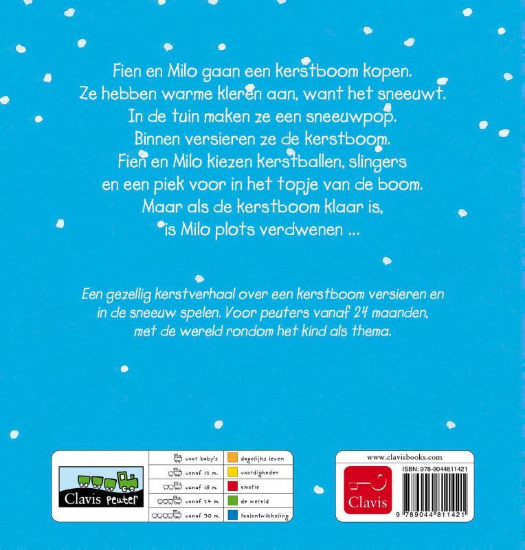 Pauline Oud,Kerstmis met Fien en Milo