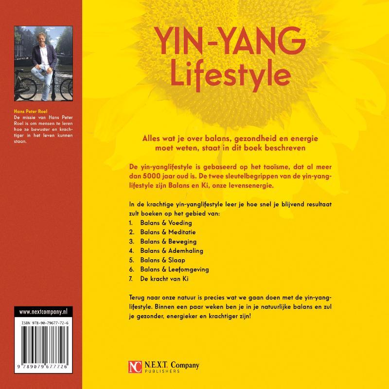 Hans Peter Roel,Yin-Yang Lifestyle