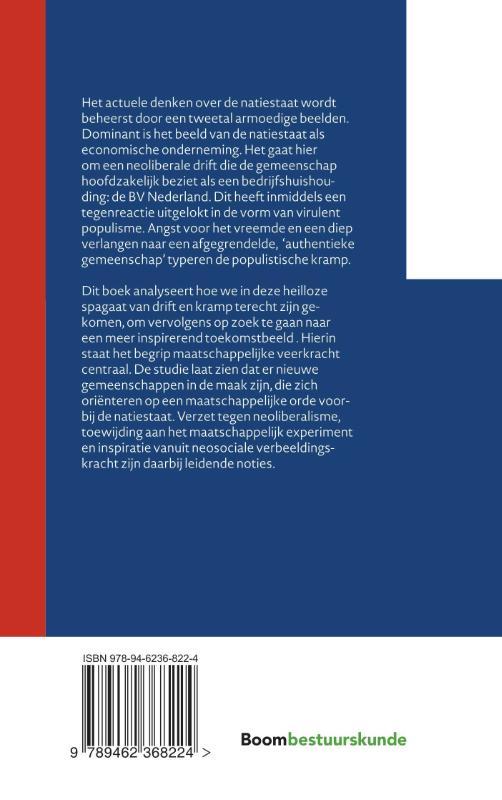 Willem Trommel,Veerkrachtig bestuur