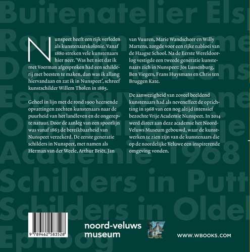 Lies van de Beek, Margot Jongedijk,Schildersdorp Nunspeet