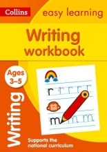 Collins Easy Learning Writing Workbook Ages 3-5: New Edition