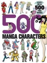 Sweatdrop Studios 500 Manga Characters