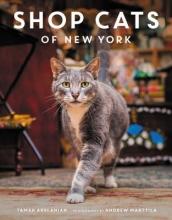 Arslanian, Tamar Shop Cats of New York