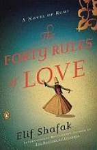 Shafak, Elif The Forty Rules of Love