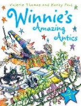 Thomas, Valerie Winnie`s Amazing Antics 3-in-1