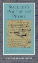 Percy Bysshe Shelley Shelley`s Poetry and Prose