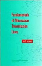 Freeman, Jon C. Fundamentals of Microwave Transmission Lines