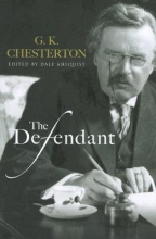 Chesterton, G. K. The Defendant