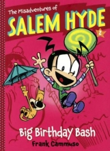 Cammuso, Frank Misadventures of Salem Hyde, Book 2