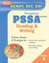 The Editors of Rea Pennsylvania PSSA 8th Grade Reading and Writing