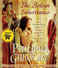 Gregory, Philippa The Boleyn Inheritance