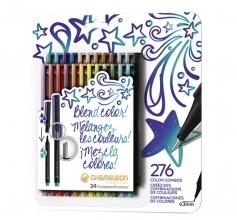 , Fineliner Chameleon bold blister à 24 kleuren